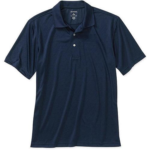 George Men's Short Sleeve  Performance Golf Polo