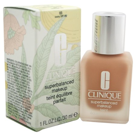 30 Ml Superbalanced Makeup - Superbalanced Makeup - # 03 Ivory (VF-N) - Normal To Oily Skin by Clinique for Women - 1 oz Foundati