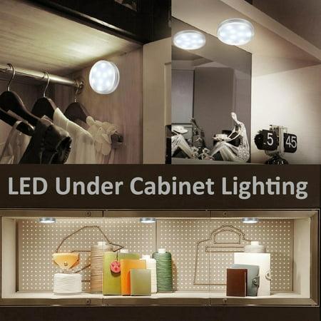 Lighting ever led under cabinet lighting kit 3 deluxe kit total of lighting ever led under cabinet lighting kit 3 deluxe kit total of 6 watt aloadofball Images