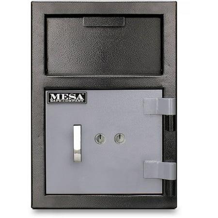Mesa Safe Mfl2014k Depository Safe 0 8 Cu Ft With Dual Key Lock