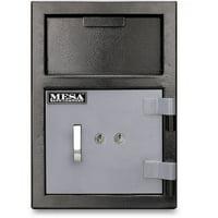 Mesa Safe MFL2014K Depository Safe 0.8 Cu Ft with Dual Key Lock