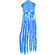 Novelty Blue Lite Up Squid With Long Tentacles Party Hat Cap Costume Accessory