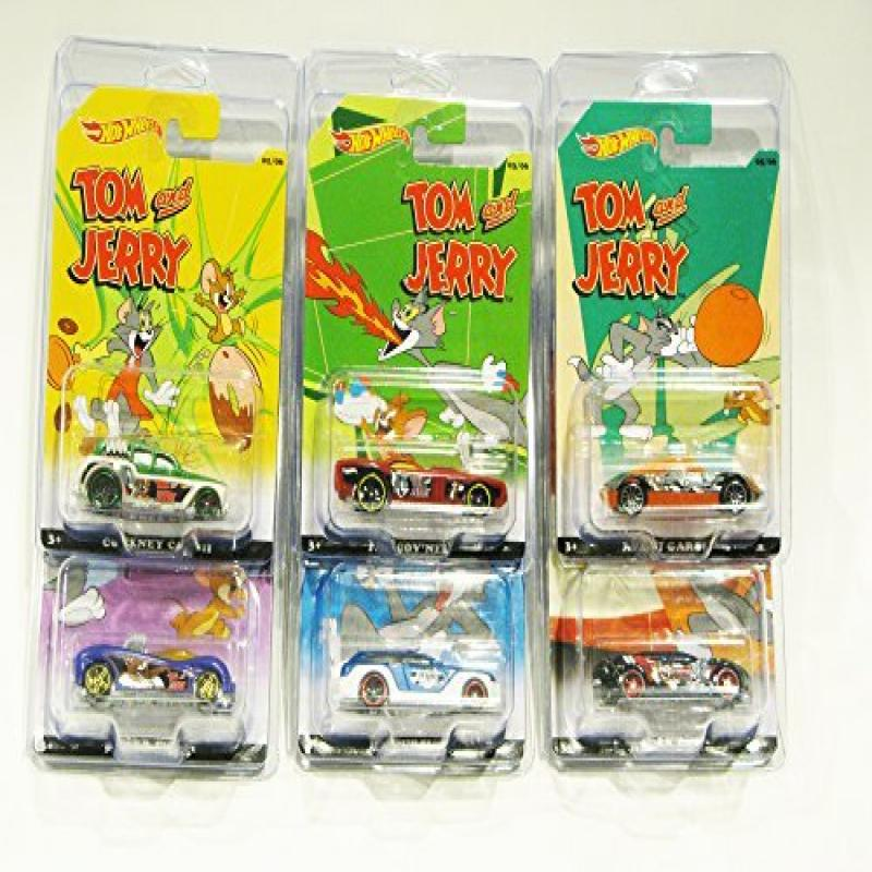 Mattel TOM AND   JERRY Assortment