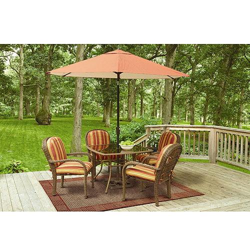 Better Homes And Gardens Furniture Layout Better homesgardens sunbridge wicker 5pc dining set walmart workwithnaturefo