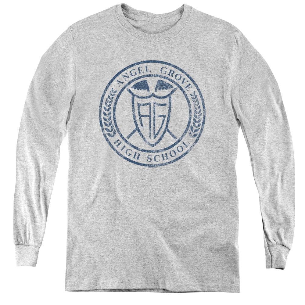 Power Rangers Youth Long Sleeve T Shirt