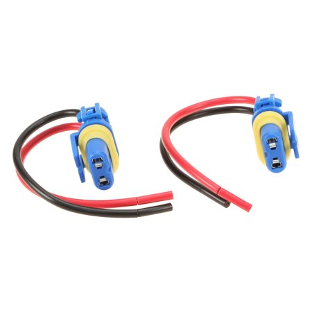 Headlight Socket - Dorman Conduct-Tite Headlight Bulb Socket,Pkg of 2 Bulb Sockets 84793