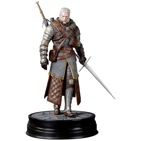 The Witcher Wild Hunt Geralt Grandmaster Ursine PVC Statue