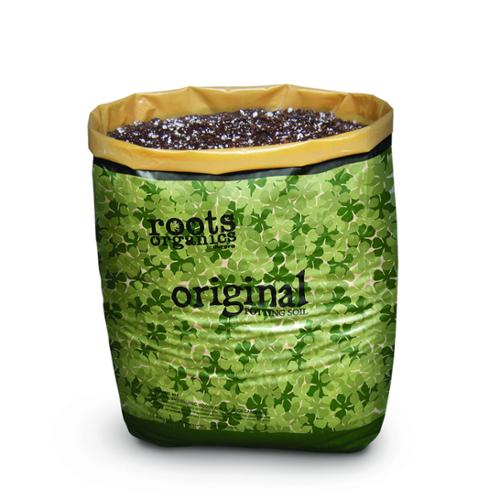 Roots Organics Hydroponic Gardening Coco Fiber-Based Potting Soil| 0.75 cu ft