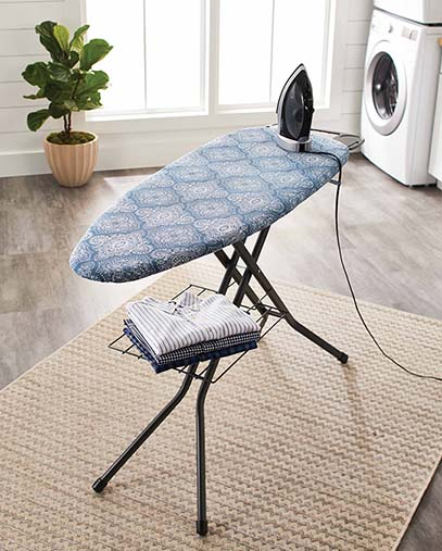 Better Homes & Gardens Pointilized Ogee Reversible Ironing Board Pad and Cover by OSIL EXPORTS LIMITED
