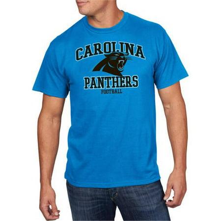 NFL Men's Carolina Panthers Short Sleeve Tee ()