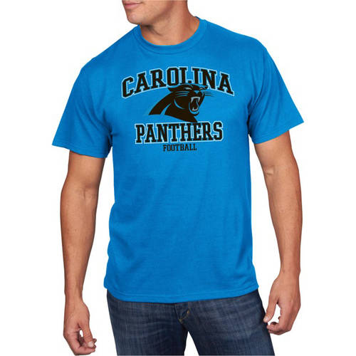 NFL Men's Carolina Panthers Short Sleeve Tee