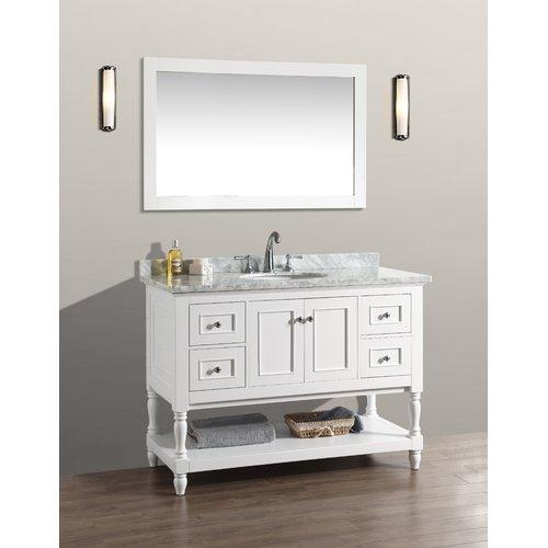 Darby Home Co Amie 48'' Single Bathroom Vanity Set with M...