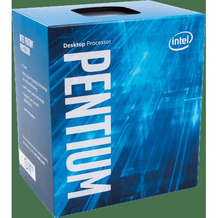 Pentium G4560 Kaby Lake Dual-Core 3.5 GHz LGA 1151 54W Desktop Processor BX80677G4560