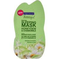 (2 pack) Feeling Beautiful Honeydew & Chamomile Sleeping Face Mask, 0.5 fl oz