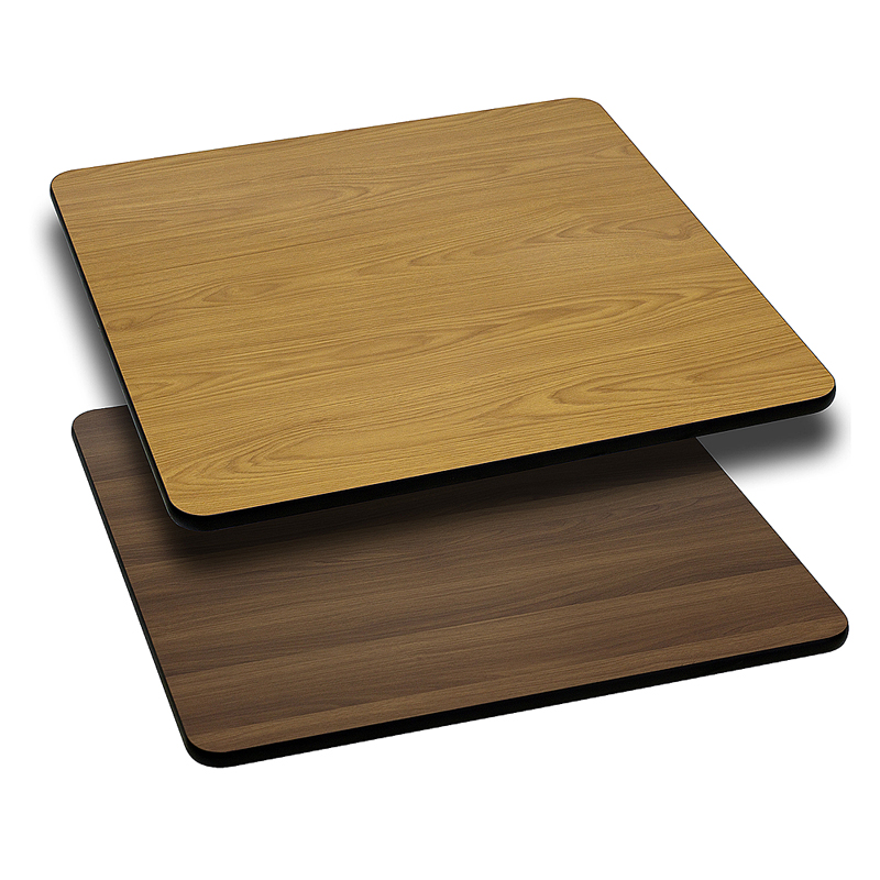 Flash Furniture Reversible Laminate Table Top