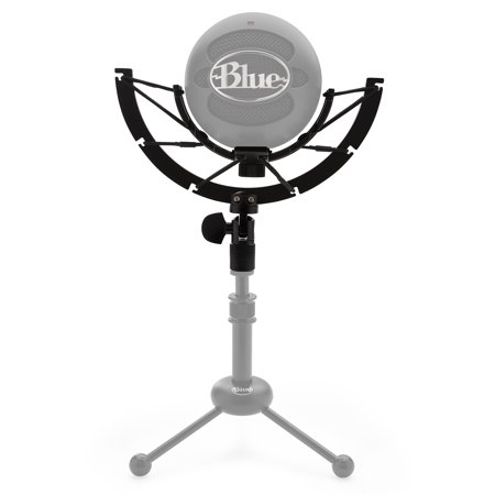 Knox Gear Shock Mount for Blue Snowball and Snowball Ice Microphones (Snowball Microphone Shock Mount)
