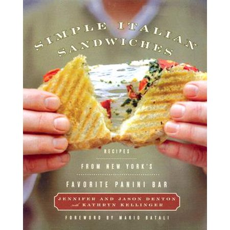 Simple Italian Sandwiches : Recipes from America's Favorite Panini Bar - Halloween Party Sandwiches Recipe