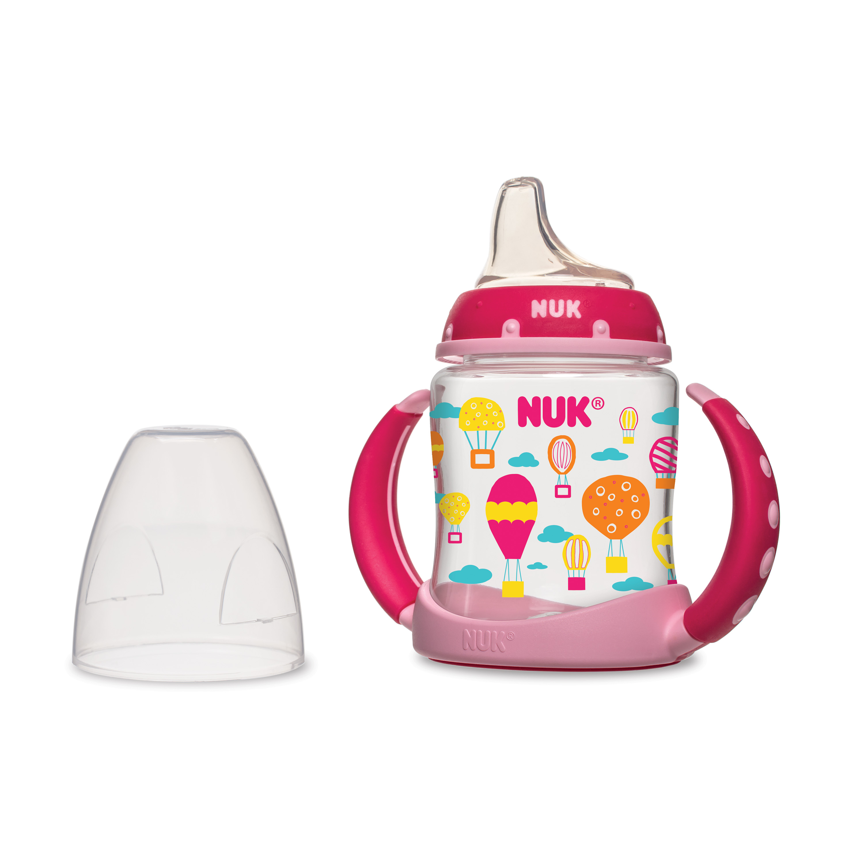Nuk Learner Cups 6m+ - 2 CT