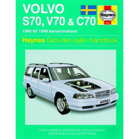 Volvo S70, V70, C70 (Haynes Service and Repair Manuals) (Paperback)