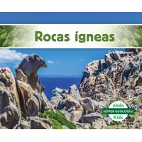 sper Geologa! (Geology Rocks!): Rocas gneas (Igneous Rocks) (Hardcover)