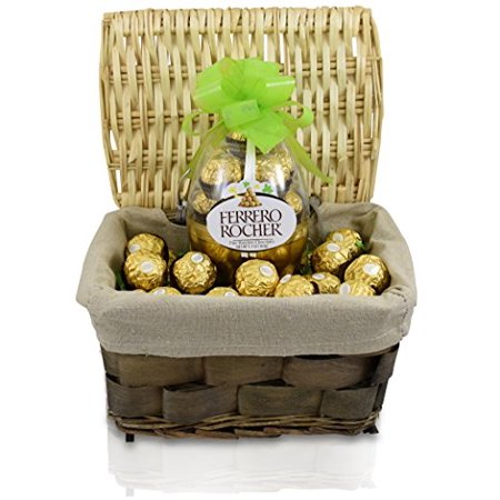 Ferrero rocher easter gift basket by gift universe walmart ferrero rocher easter gift basket by gift universe negle Gallery