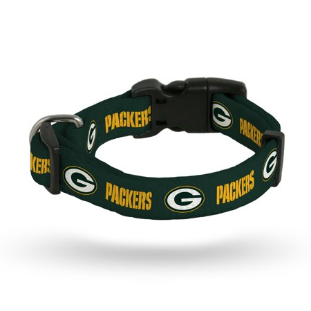 Green Bay Packers Sparo Rugged Pet Collar (Green Bay Packers Party Decorations)