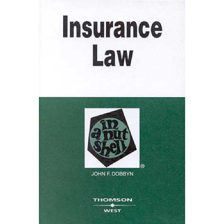 Insurance Law In A Nutshell