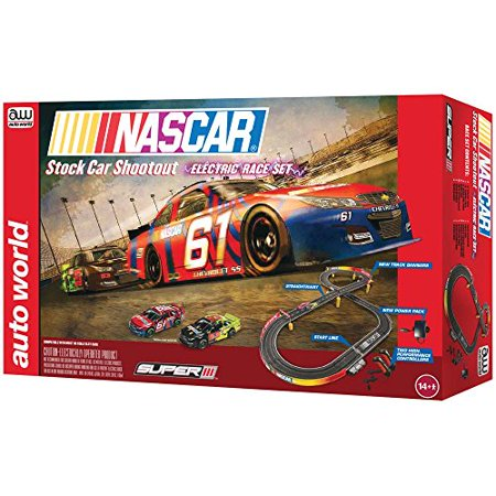 Slot cars at walmart