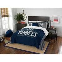 """MLB New York Yankees """"Grand Slam"""" Bedding Comforter Set"""