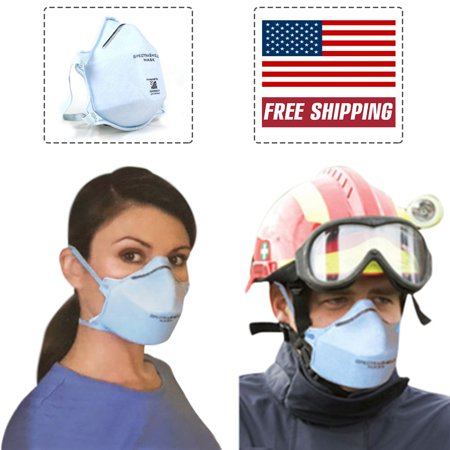 N- 99.99% Filter Face Shield Face Gas Smoke Mask 14 Days Reusable Chamical Industrial Protector Face Shield Assembly