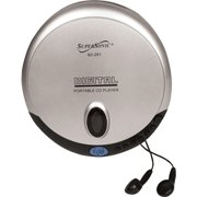 Supersonic SC-251 Portable CD Player