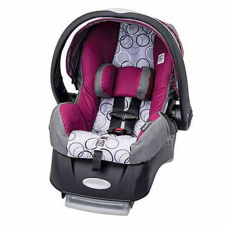 evenflo embrace infant car seat evangeline. Black Bedroom Furniture Sets. Home Design Ideas