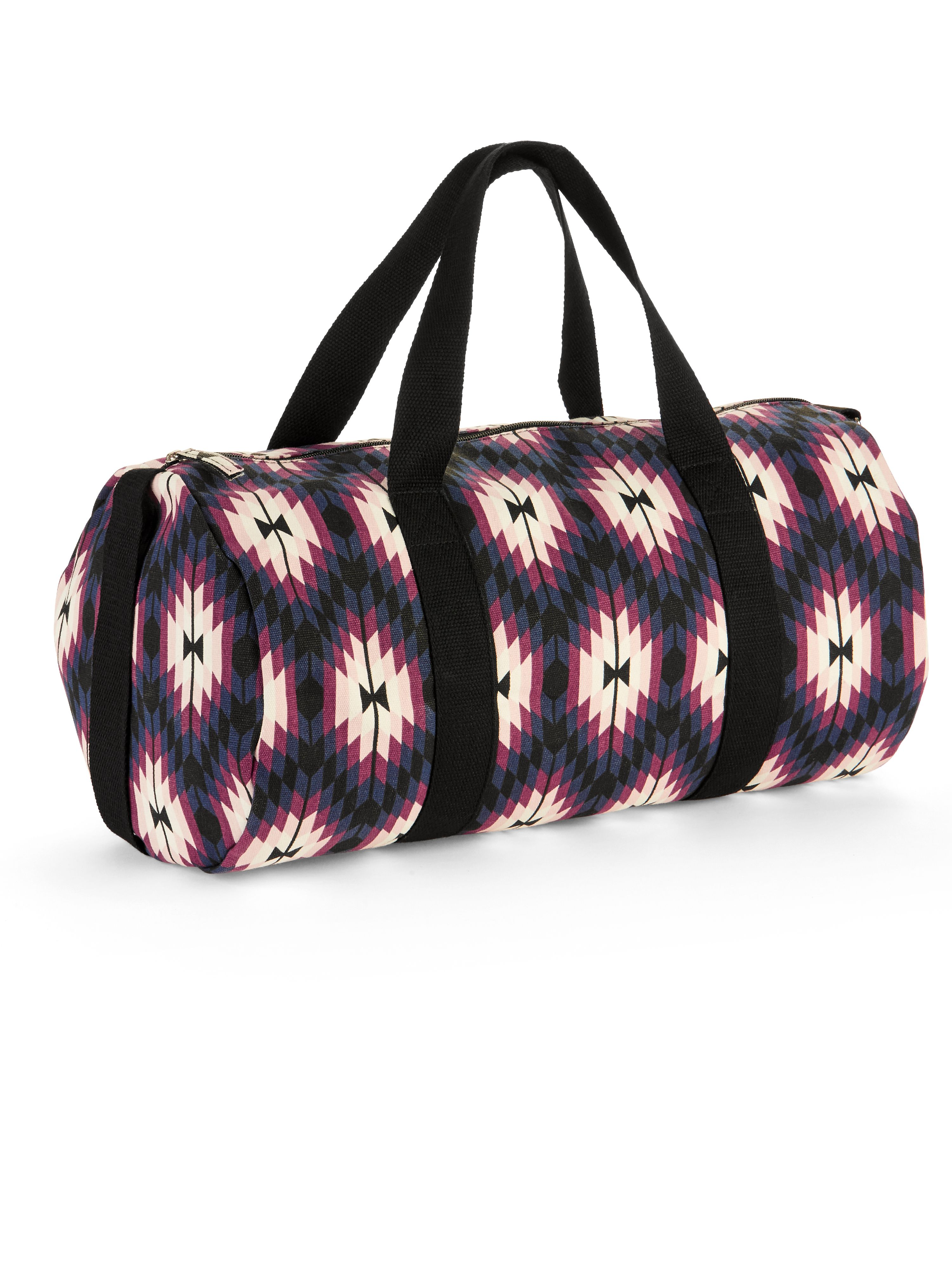 No Boundaries WM Multi Aztec Duffle