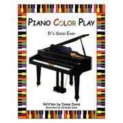 Piano Color Play : It's Sooo Easy