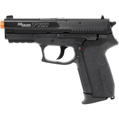 Sig Sauer SP2022 CO2 Full Plastic, Black