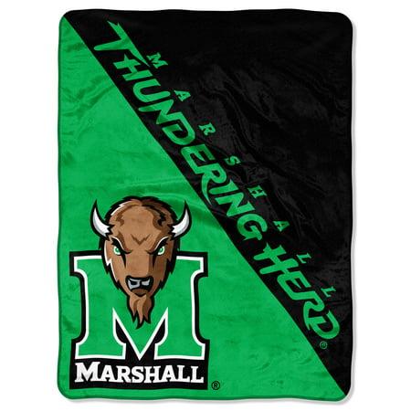 - Marshall Thundering Herd The Northwest Company 46'' x 60'' Halftone Micro Throw - No Size