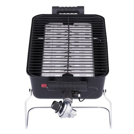 Char-Broil 190 Deluxe Liquid Propane, (LP), Portable Gas Grill