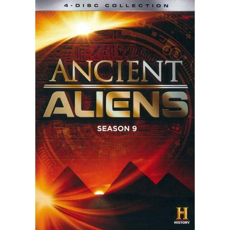 ANCIENT ALIENS: Season 9 (DVD)