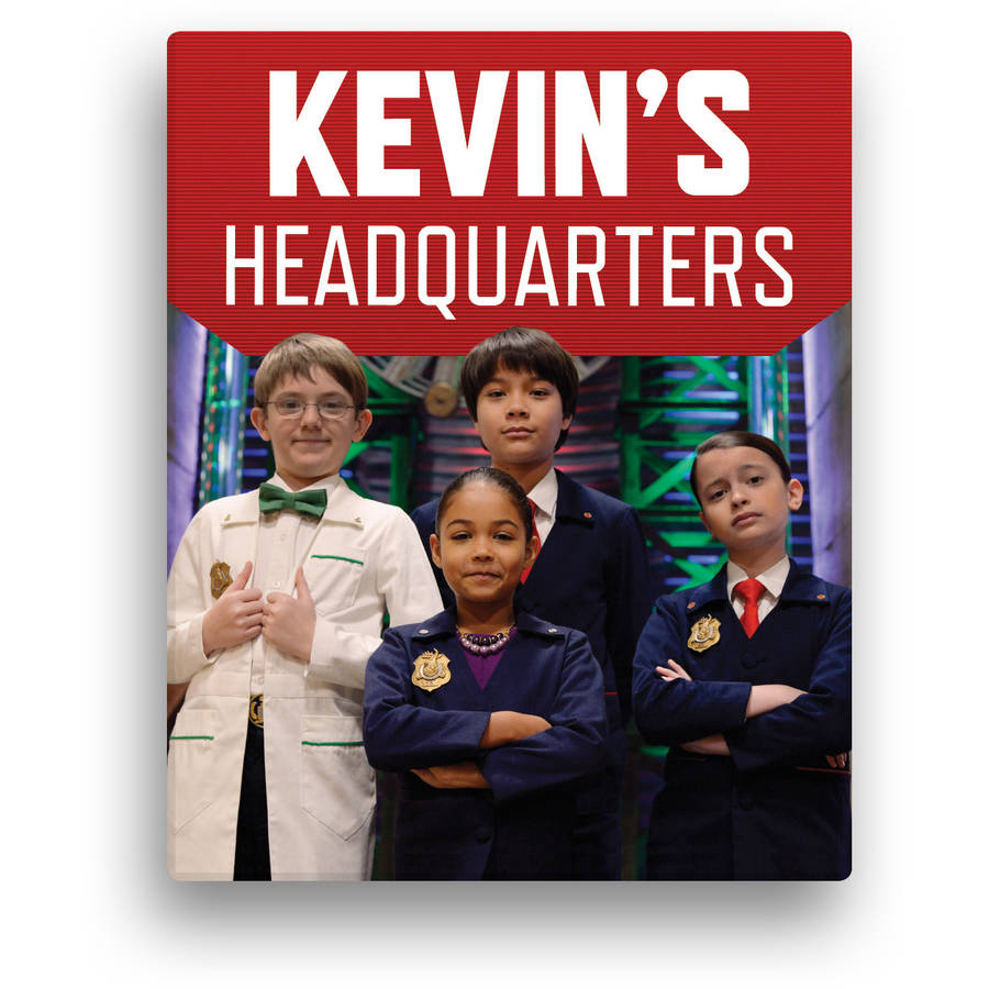 Personalized Odd Squad Headquarters Group 11x14 Canvas Wall Art