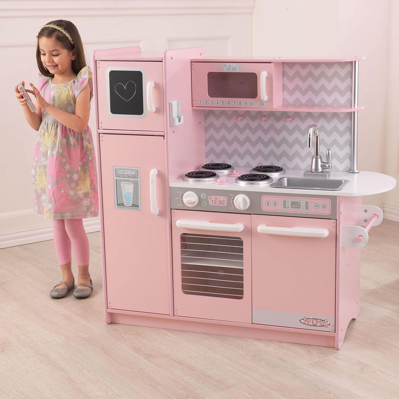 Kidkraft Petal Pink Kitchen Kidkraft Petal Pink Kitchen Kidkraft Petal Pink Kitchen On Sich