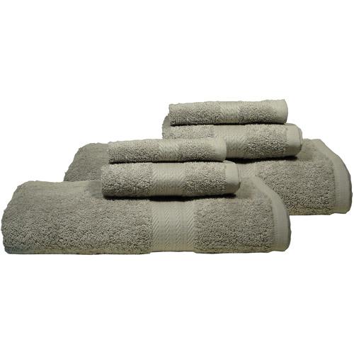 Ringsoft Oversized Heavy Weight Ringspun Cotton 6pc Towel Set