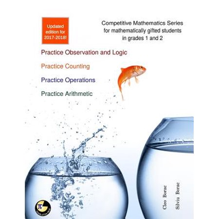 Tweed Combo (Competitive Mathematics for Gifted Students - Level 1 Combo : Ages 7-9)