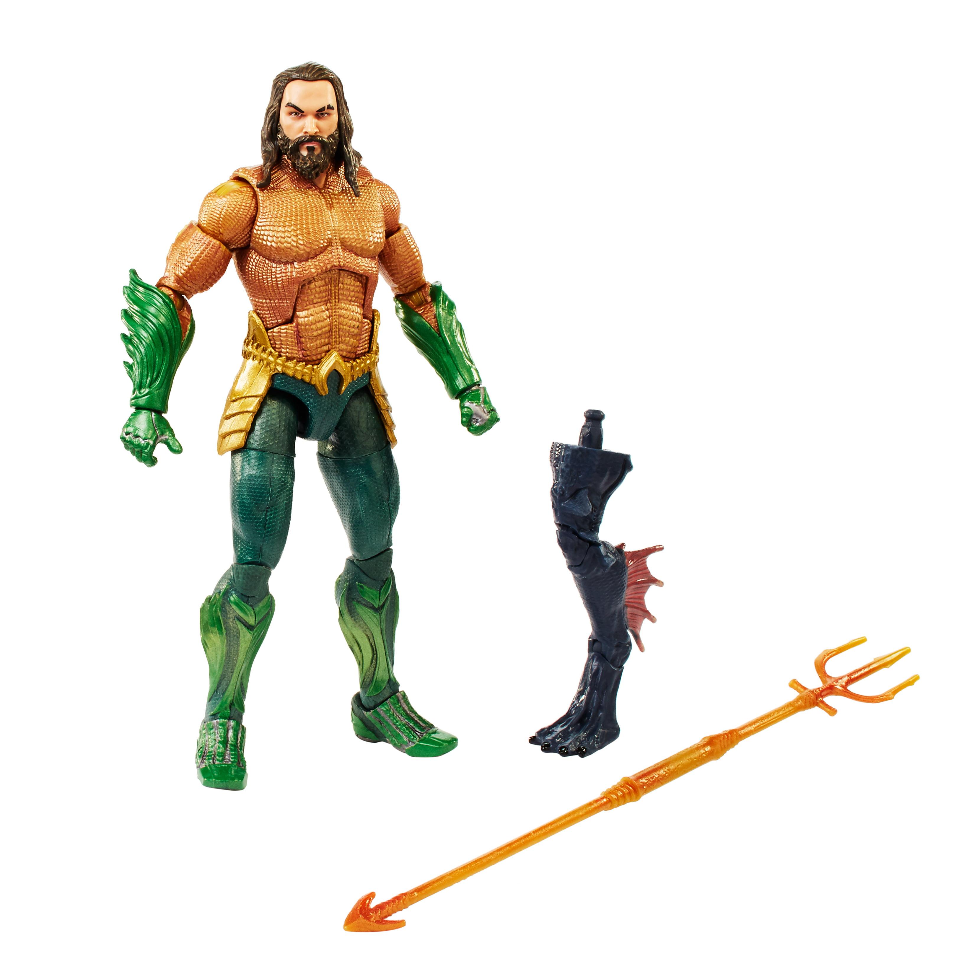 DC Comics Multiverse Aquaman Movie Figure Assortment