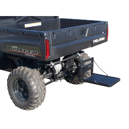 - Great Day Hitch Step Platform for Step Up Access to UTV Rear Bed