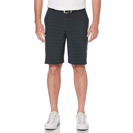 Men's Performance Textured Active Flex Waistband 4-Way Stretch Golf Short ()