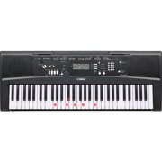 Yamaha EZ-220 61-Lighted Key Touch-Sensitive Keyboard with 392 High-Quality Instrument Voices