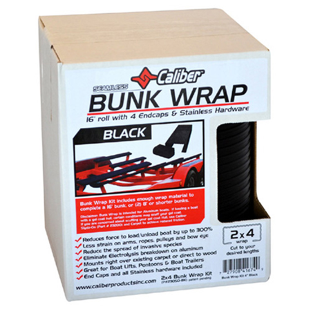 Caliber Bunk Wrap Kit - Boat Bunk Boards