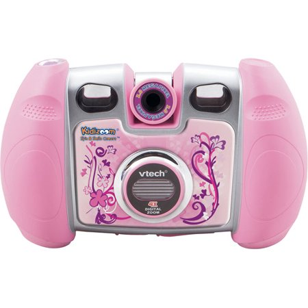 vtech kidizoom spin smile camera pink. Black Bedroom Furniture Sets. Home Design Ideas