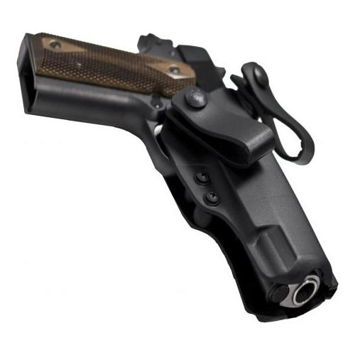 """Blade Tech Industries Phantom Inside the Waistband Hoslter, Fits 1911 with 5"""" Barrel, Right Hand, Black"""