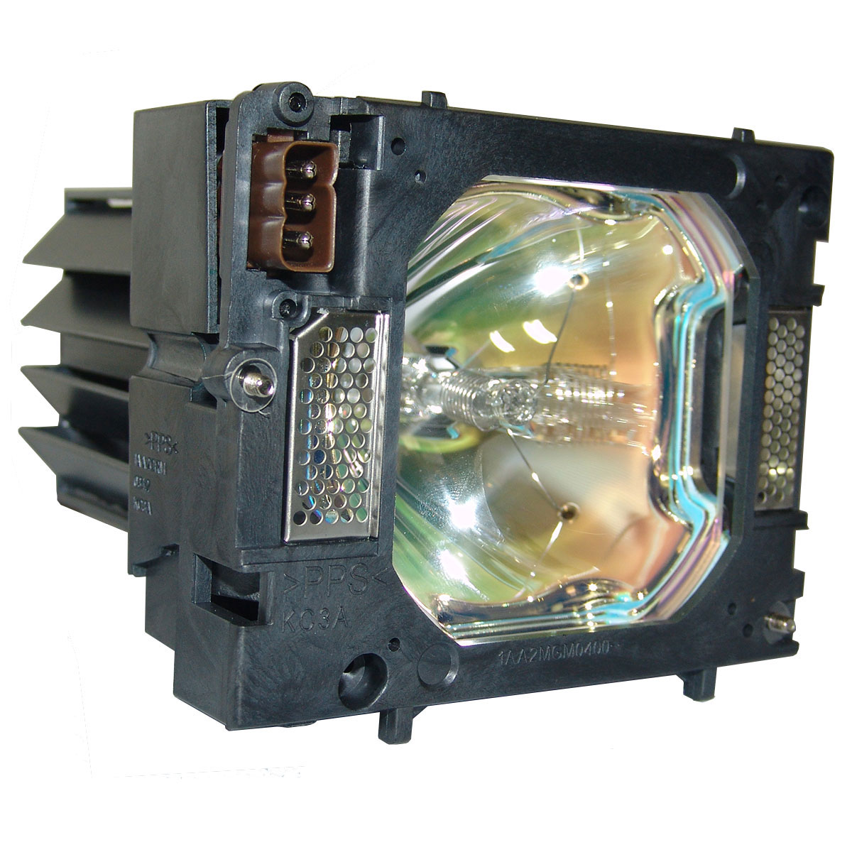 Osram Osram Panasonic ET-SLMP124 Projector Replacement Lamp with Housing